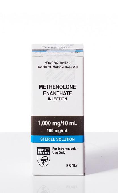 Hilma Biocare - Methenolone Enanthate (100 mg/ml)
