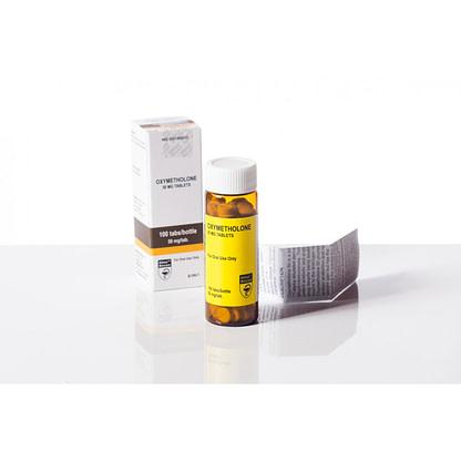 Hilma Biocare - Oxymetholone